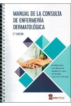 MANUAL DE LA CONSULTA DE ENFERMERIA DERMATOLOGICA