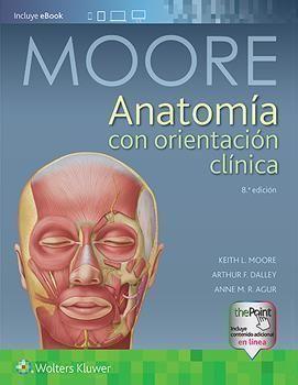ANATOMIA CON ORIENTACION CLINICA 8º ED.