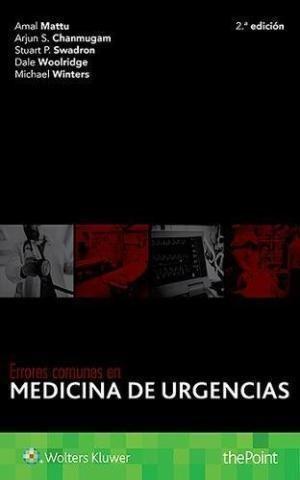 ERRORES COMUNES EN MEDICINA DE URGENCIAS 2º ED.