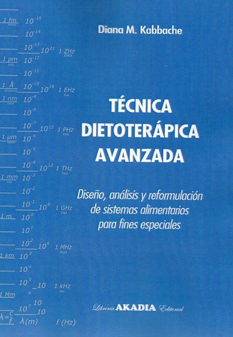 TECNICA DIETOTERAPICA AVANZADA