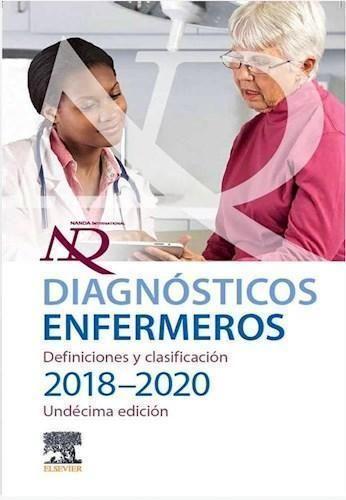 DIAGNOSTICOS ENFERMEROS 2018-2020 11º ED.