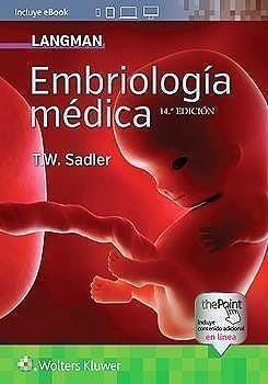 EMBRIOLOGIA MEDICA 14º ED.