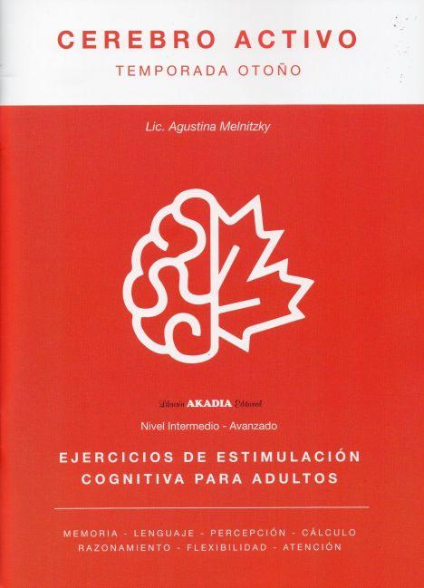 CEREBRO ACTIVO TEMPORADA OTOÑO EJERCICIOS DE ESTIMULACION COGNITIVA PARA ADULTOS