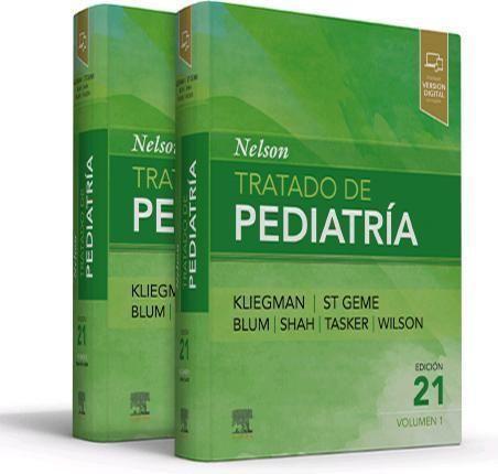TRATADO DE PEDIATRIA 21º ED. 2 VOLS.