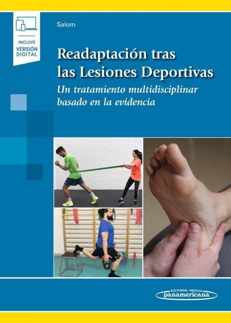 READAPTACION TRAS LAS LESIONES DEPORTIVAS + EBOOK UN TRATAMIENTO MULTIDISCIPLINAR BASADO EN LA EVIDENCIA