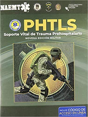 PHTLS 9º Edición Militar