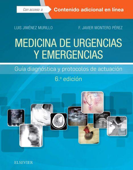 MEDICINA DE URGENCIAS Y EMERGENCIAS 6º ED.