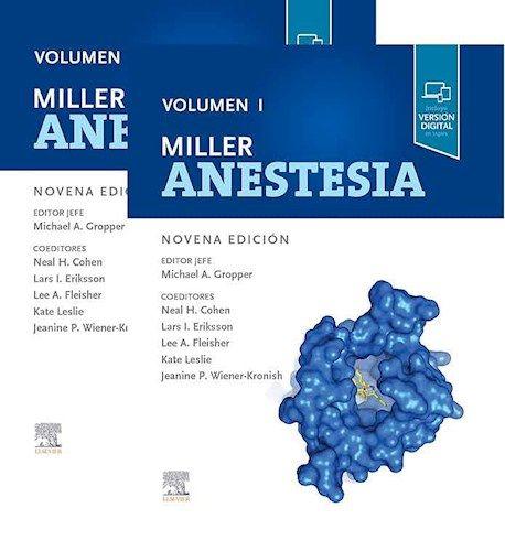 Miller Anestesia Ed.9