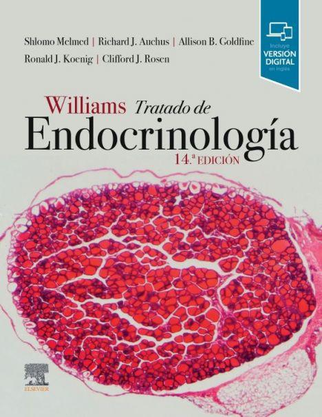 Williams. Tratado de endocrinología 14º ed