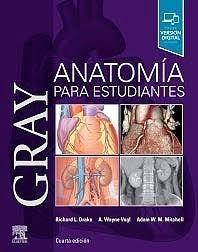 GRAY ANATOMIA PARA ESTUDIANTES 4º ED.
