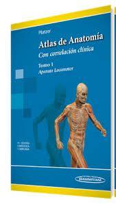 ATLAS DE ANATOMIA 11º ED TOMO 1 APARATO LOCOMOTOR