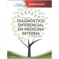 DIAGNOSTICO DIFERENCIAL EN MEDICINA INTERNA 4º ED.