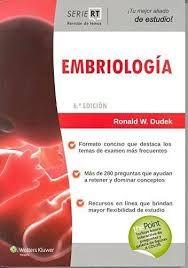 EMBRIOLOGIA 6º ED. - SERIE REVISION DE TEMAS