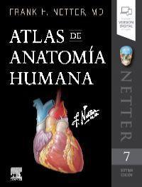 Atlas de Anatomía Humana Netter 7º ed