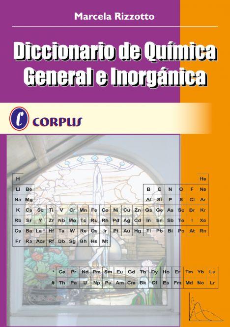 DICCIONARIO DE QUIMICA GENERAL E INORGANICA