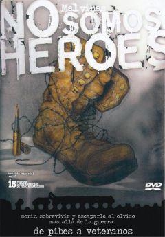 NO SOMOS HEROES - DVD