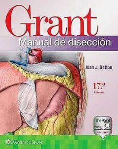Grant Manual de Disección 17º ed
