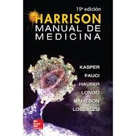Harrison Compendio Manual De Medicina Interna 19º ed