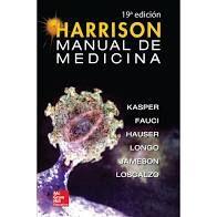 Harrison Compendio Manual De Medicina Interna 19º ed