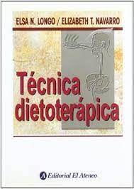 TECNICA DIETOTERAPICA 1º ed