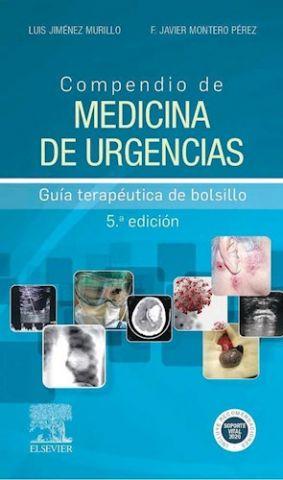 Compendio de Medicina de Urgencias Ed.5 Guía Terapéutica de Bolsillo