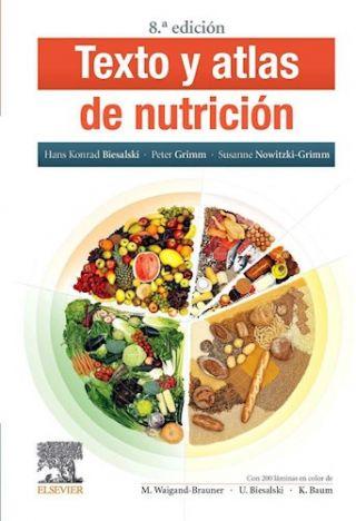 Texto y Atlas de Nutrición 8º Ed