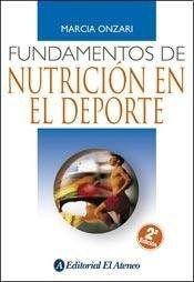 FUNDAMENTOS DE NUTRICION EN EL DEPORTE 2º ED.
