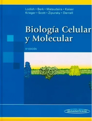 BIOLOGIA CELULAR Y MOLECULAR 5º ED